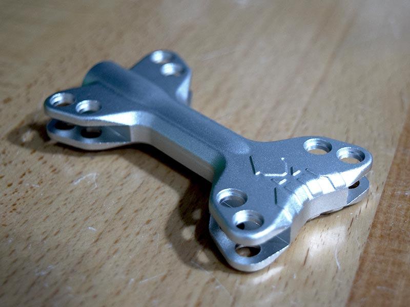 Squidworx metal pedal body
